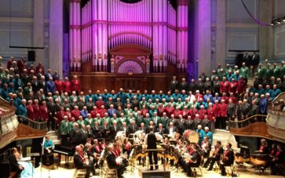 Massed Choirs & Black Dyke Band – 26th May